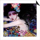 Haunted Siren Posters by Natasha Wescoat