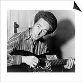 Woody Guthrie (1912-1967) Posters by Al Aumuller
