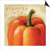 Crunchy Print by Lisa Audit