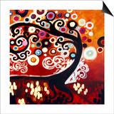 Harmony In Sky Prints by Natasha Wescoat