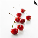 Several Cherries Poster by Klaus Arras