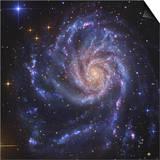 Pinwheel Galaxy, NGC 5457 Posters by  Stocktrek Images