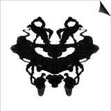 Rorschach Test Posters by  akova