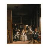 Las Meninas (The Courtladies) Prints by Diego Velázquez