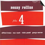 Sonny Rollins - Plus Four Prints