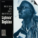 Lightnin' Hopkins, Smokes Like Lightning Prints