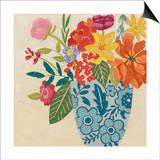 Spring Blossoms I Prints by Chariklia Zarris
