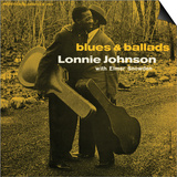 Lonnie Johnson - Blues and Ballads Prints