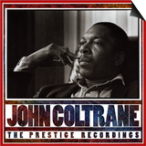 John Coltrane - The Prestige Recordings Poster