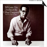 Bill Evans Trio - Sunday at the Village Vanguard Art
