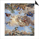Apotheosis of the Medici Dynasty Posters by Luca Giordano