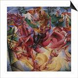 Elasticity Prints by Umberto Boccioni