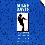 Miles Davis All-Stars - Chronicle Prints