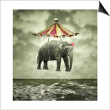 Fanciful Elephant Posters by  ValentinaPhotos