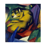 The Tiger, 1912 Posters by Franz Marc