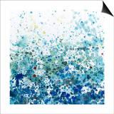 Speckled Sea II Kunstdruck von Megan Meagher