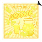 Lemonade Poster Prints by  radubalint