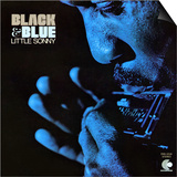 Little Sonny - Black and Blue Posters
