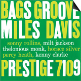 Miles Davis - Bags Groove Posters