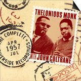 Thelonious Monk with John Coltrane - The Complete 1957 Riverside Recordings Posters
