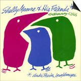 Shelly Manne - Shelly Manne and His Friends Art