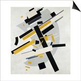 Suprematismus 1914-1916 Art by Kasimir Malevich