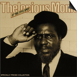 Thelonious Monk, At The Five Spot Print