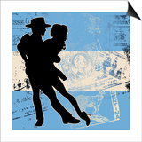 Argentine Tango Posters by  Petrafler