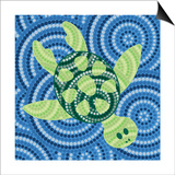 Aboriginal Abstract Art Prints by  Piccola
