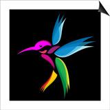 Hummingbird Art by  yod67