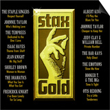 Stax Gold Posters