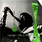 Sonny Rollins - Work Time Posters