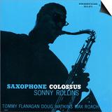 Sonny Rollins - Saxophone Colossus Prints