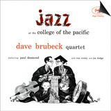 Dave Brubeck Quartet - Jazz at College of the Pacific Posters