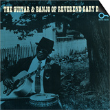 Rev. Gary Davis - The Guitar and Banjo of Reverend Gary Davis Prints