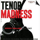 Sonny Rollins Quartet - Tenor Madness Prints