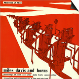 Miles Davis - And Horns Art