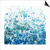 Speckled Sea I Prints by Megan Meagher