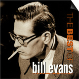 Bill Evans - The Best of Bill Evans Prints