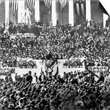 The Inauguration of President Theodore Roosevelt, 1905. Art
