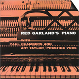 Red Garland - Red Garland's Piano Prints