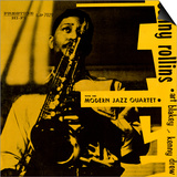 Sonny Rollins - Sonny Rollins with the Modern Jazz Quartet Prints