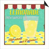Lemonade Poster Posters by  radubalint