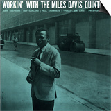 Miles Davis - Workin' with the Miles Davis Quintet Posters