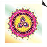 Lotus Pattern Prints by  ssalkk
