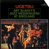Art Blakey & The Jazz Messengers - Ugetsu Posters