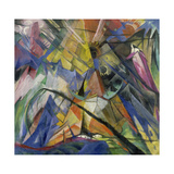 Tyrol, 1914 Posters by Franz Marc