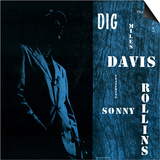 Miles Davis featuring Sonny Rollins - Dig Art