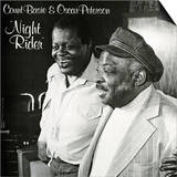 Count Basie and Oscar Peterson - Night Rider Posters