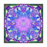 Lilac Blossom Prints by Alaya Gadeh